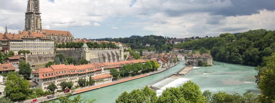 Bern City in Switzerland