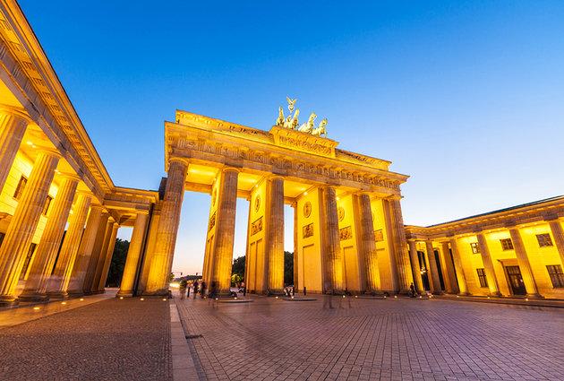 Editor's Pick Berlin's Brandenburg Gate