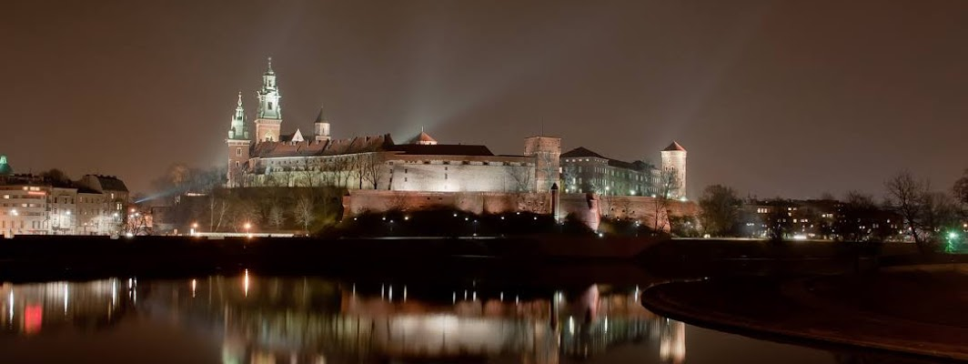 Kraków City in Poland · Photo: Panoramio