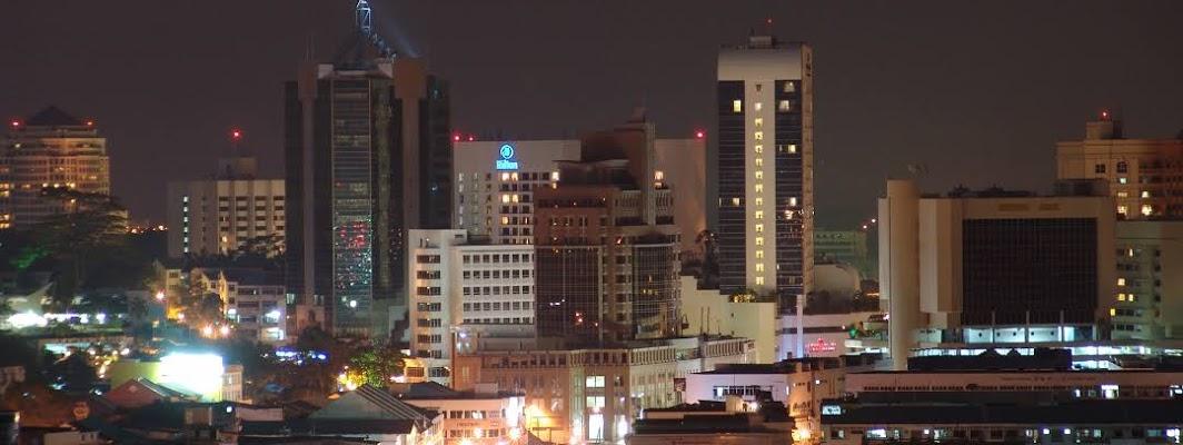 Kuching City in Malaysia · Photo: Panoramio