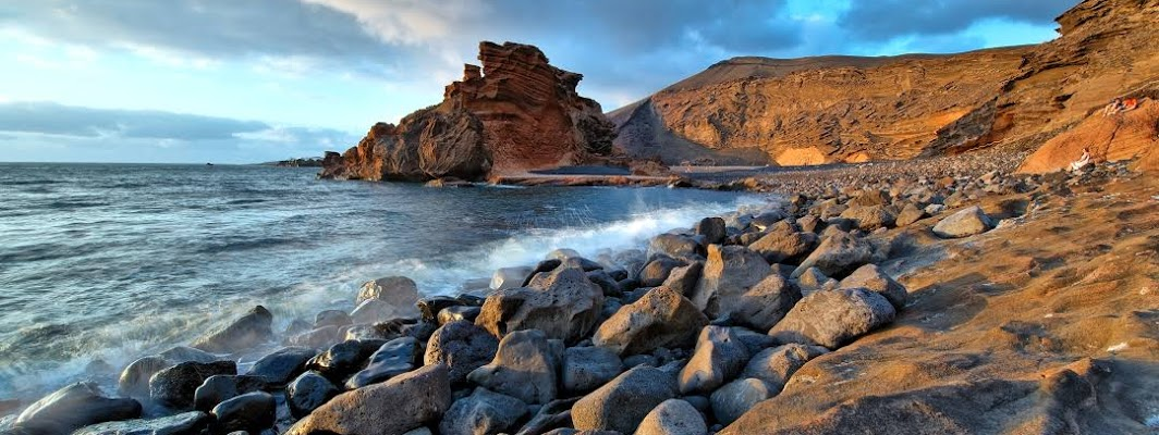 Lanzarote Island in the Atlantic Ocean · Photo: Panoramio
