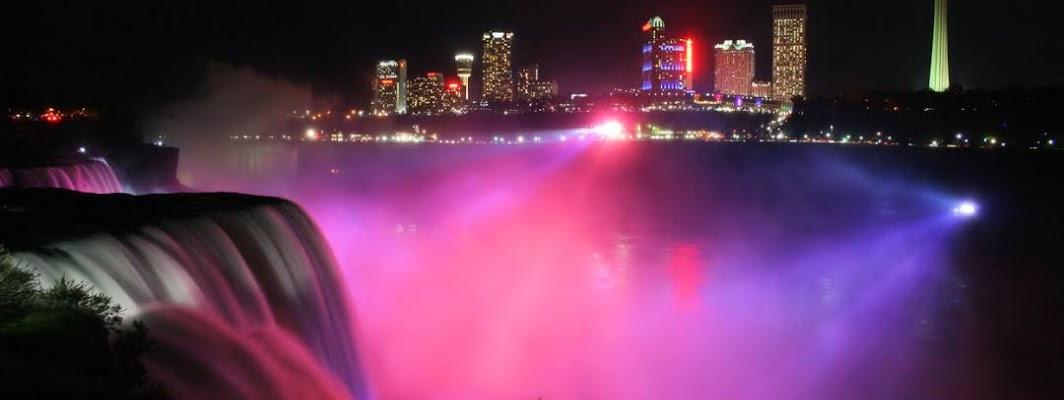 Niagara Falls City in Ontario, Canada · Photo: Panoramio