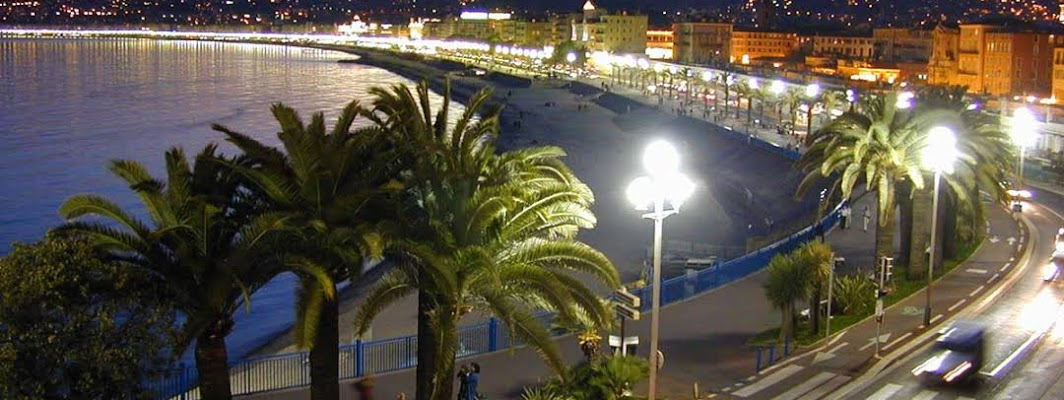 Nice City in France · Photo: Panoramio