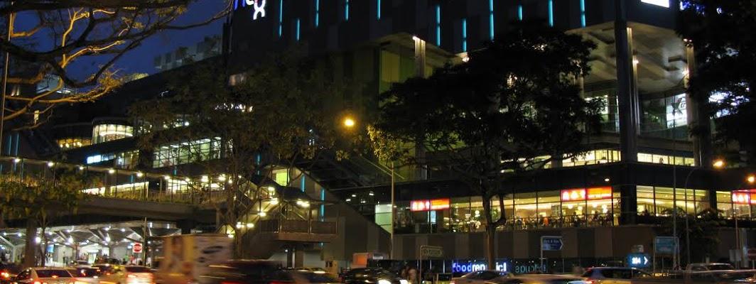 Serangoon Town in Singapore · Photo: Panoramio