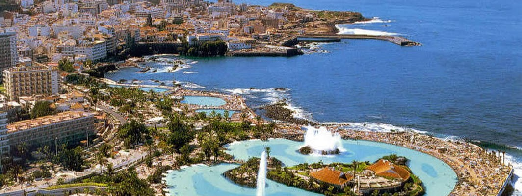 Tenerife Island in Spain · Photo: Panoramio