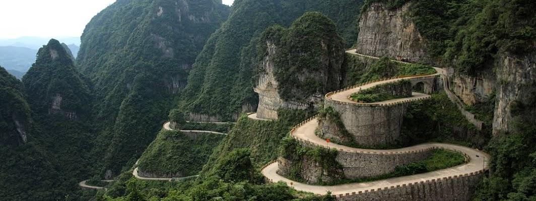 Zhangjiajie Chinese prefecture-level city · Photo: Panoramio