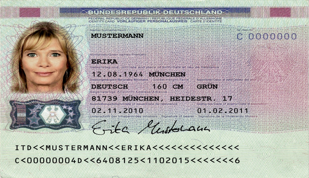 Germany Visa Application Requirements