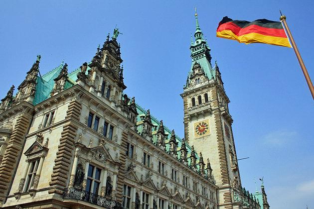 Hamburg Rathaus (City Hall)