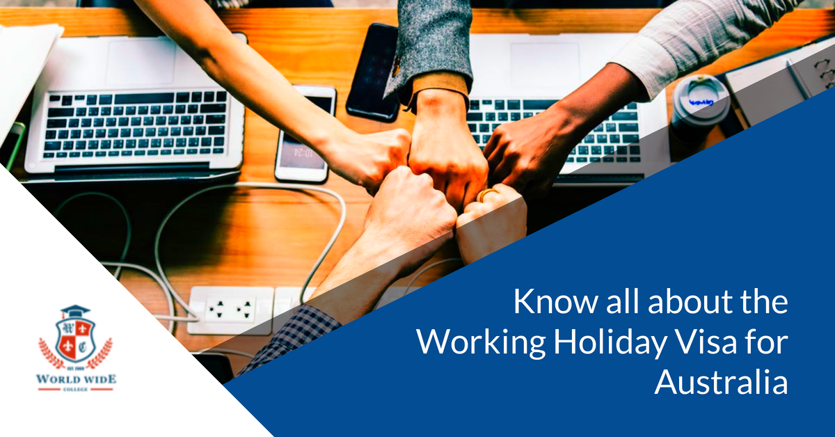 Know all about the Working Holiday Visa for Australia