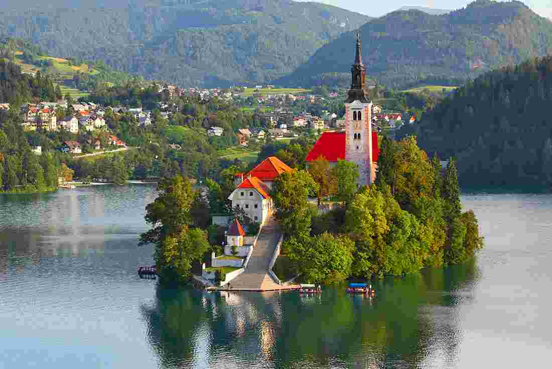 A student in Slovenia is a privileged student and Slovenia is a perfect destination!