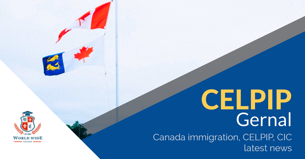 Canada Immigration Updates: Latest details of CELPIP test