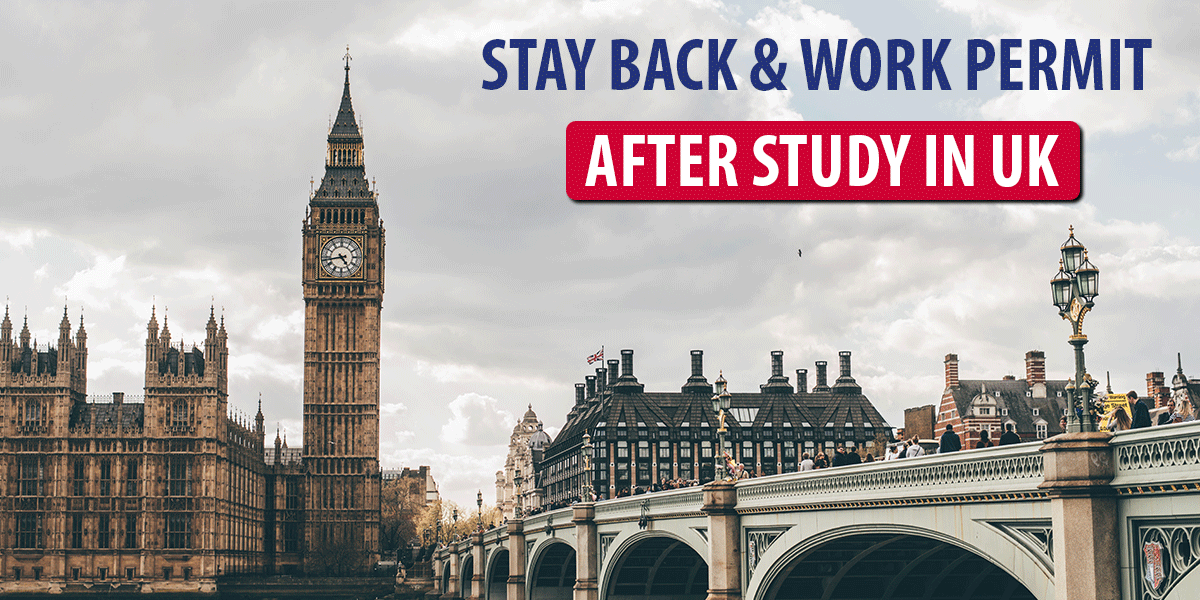 Stay back and Work Permit after Study in UK | Get FREE Expert Guidance! |  World Wide College ✅ India