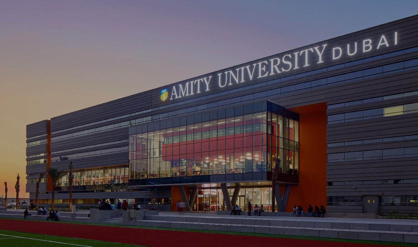 Amity University Dubai Uae Worldwidecollege In Aœ